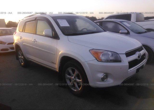 Inventory #489583481 2011 Toyota RAV4