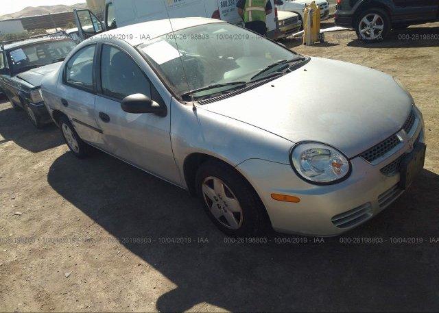 Inventory #128762999 2003 Dodge NEON