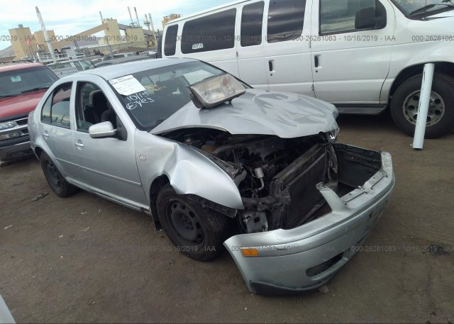 Inventory #630302290 2002 Volkswagen JETTA