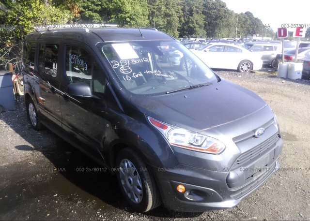Inventory #966614155 2016 FORD TRANSIT CONNECT