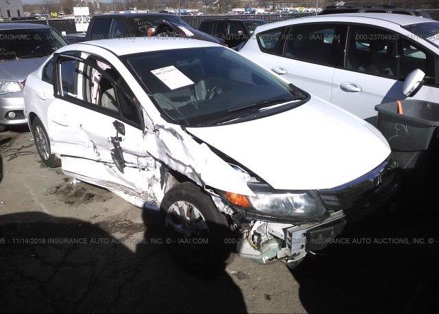 Inventory #601382006 2012 Honda CIVIC
