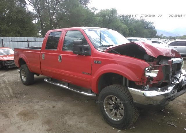 Inventory #199295080 2002 FORD F350