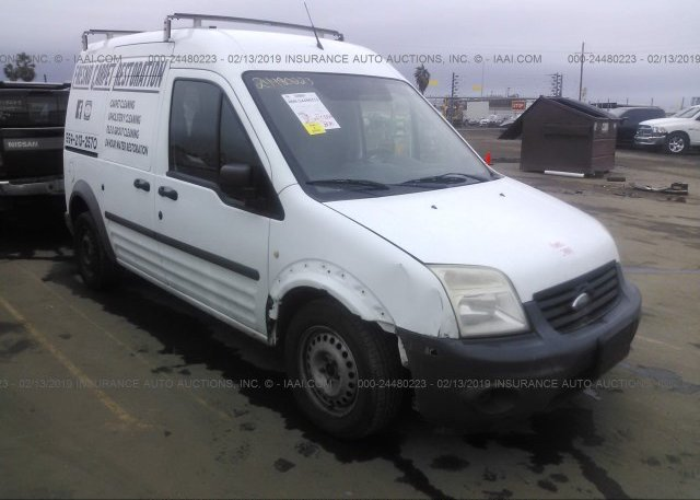 Inventory #336554101 2013 FORD TRANSIT CONNECT
