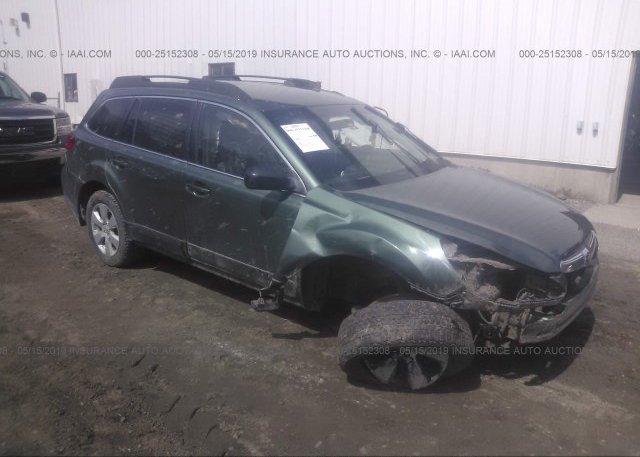Inventory #260441789 2012 Subaru OUTBACK