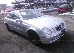 2004 Mercedes-benz E