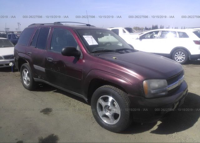 Inventory #140571637 2007 Chevrolet TRAILBLAZER