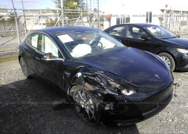 Inventory #215495243 2018 Tesla MODEL 3