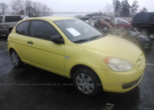 Inventory #477799772 2009 Hyundai ACCENT