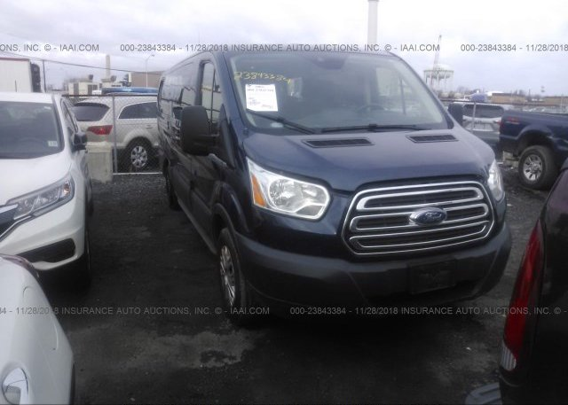 Inventory #263798744 2015 FORD TRANSIT