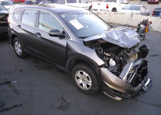 Inventory #313426127 2015 Honda CR-V
