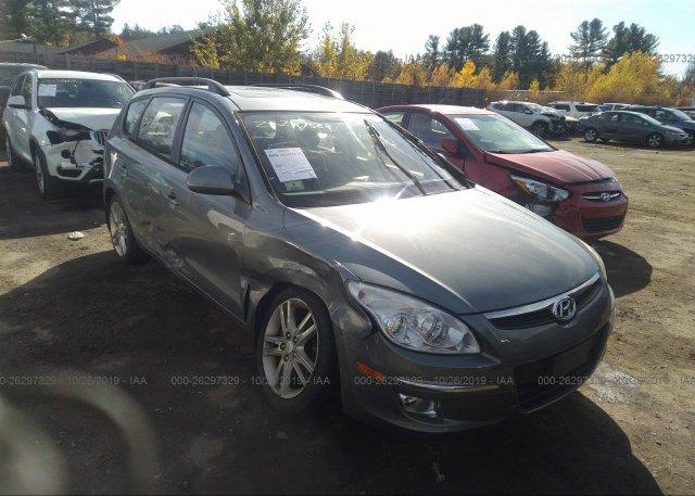 Inventory #638345819 2010 Hyundai ELANTRA TOURING