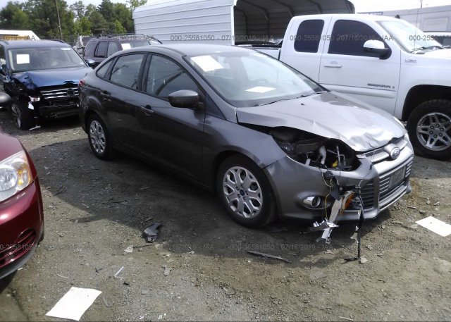 Inventory #452605592 2012 FORD FOCUS
