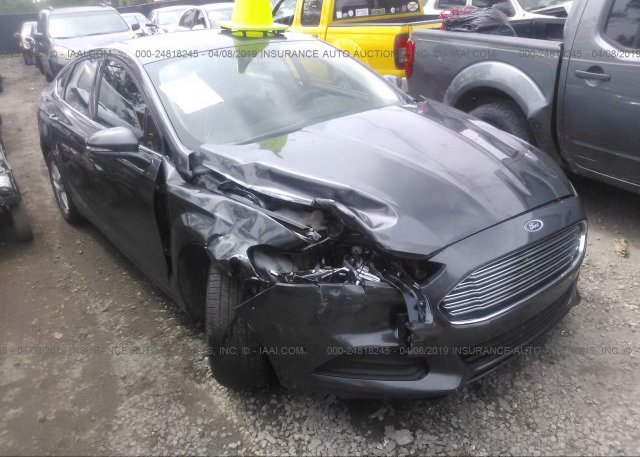 Inventory #129398097 2015 FORD FUSION