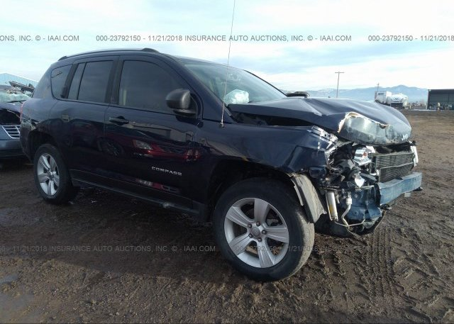 Inventory #391736160 2012 JEEP COMPASS