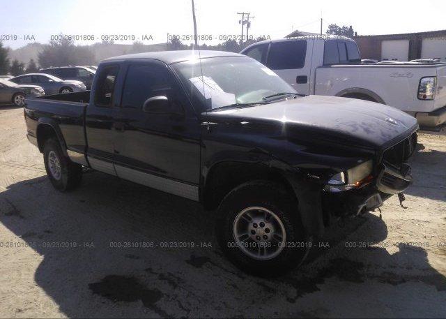 Inventory #129120165 1999 Dodge DAKOTA