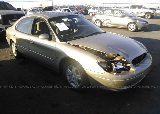 1fafp56s6yg253974 bill of sale gold ford taurus at denver co on