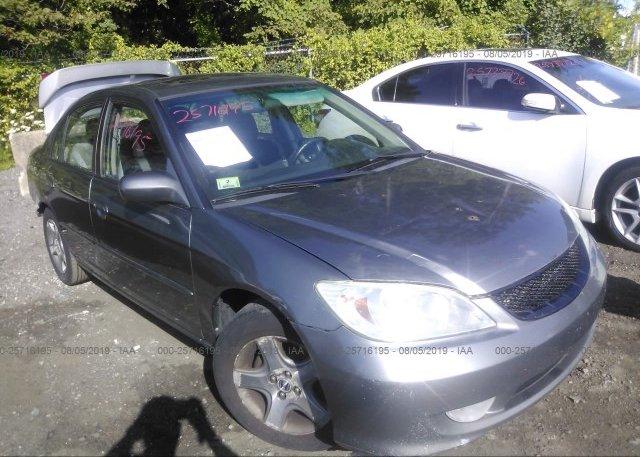 Inventory #179349631 2004 Honda CIVIC