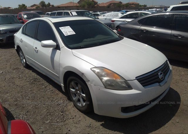 Inventory #189080907 2008 Nissan ALTIMA