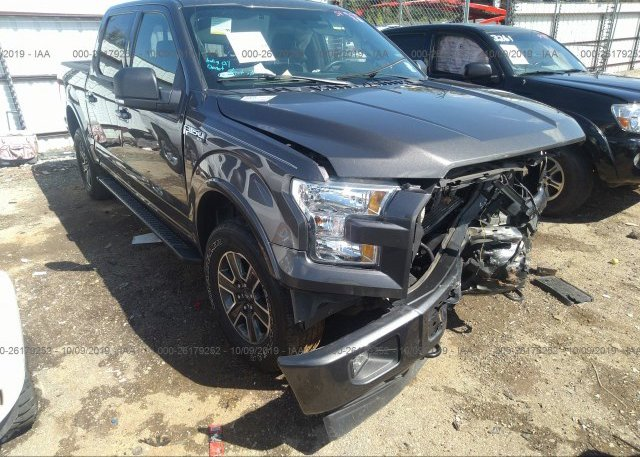 Inventory #584062943 2017 FORD F150