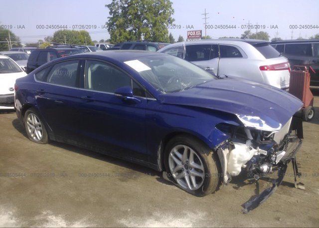 Inventory #642475985 2016 FORD FUSION