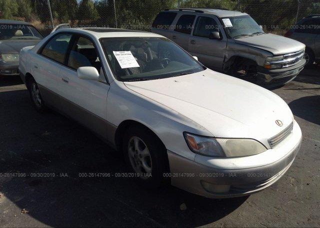 Inventory #163756131 1997 Lexus ES