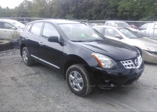 Inventory #838344823 2014 Nissan ROGUE SELECT