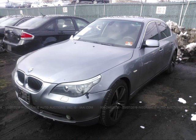 2007 BMW 525 - WBANF33577CS41749