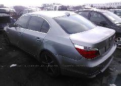2007 BMW 525 - WBANF33577CS41749 [Angle] View