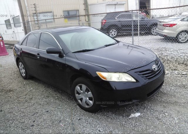 Inventory #189054586 2007 Toyota CAMRY