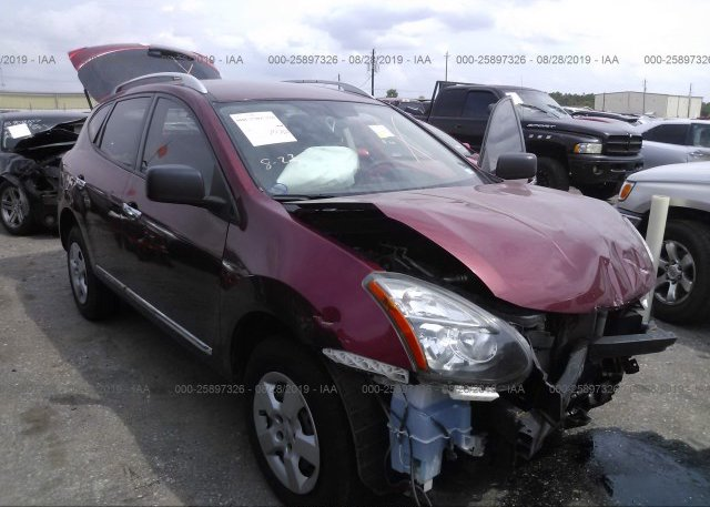 Inventory #364810198 2014 Nissan ROGUE SELECT