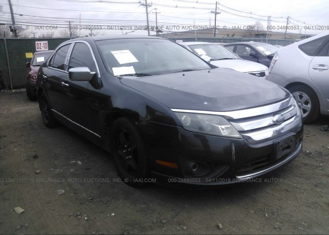Inventory #339922951 2010 FORD FUSION