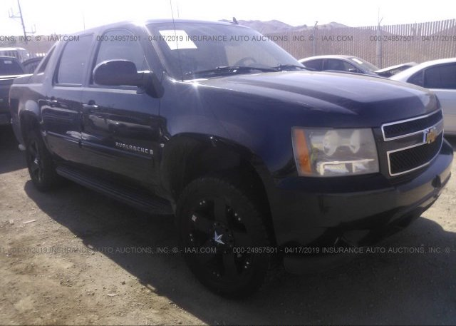 Inventory #877213894 2007 Chevrolet AVALANCHE