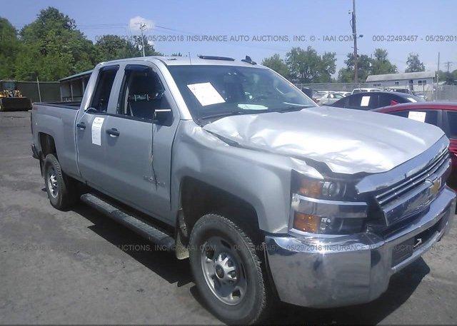 Inventory #224804656 2015 Chevrolet SILVERADO