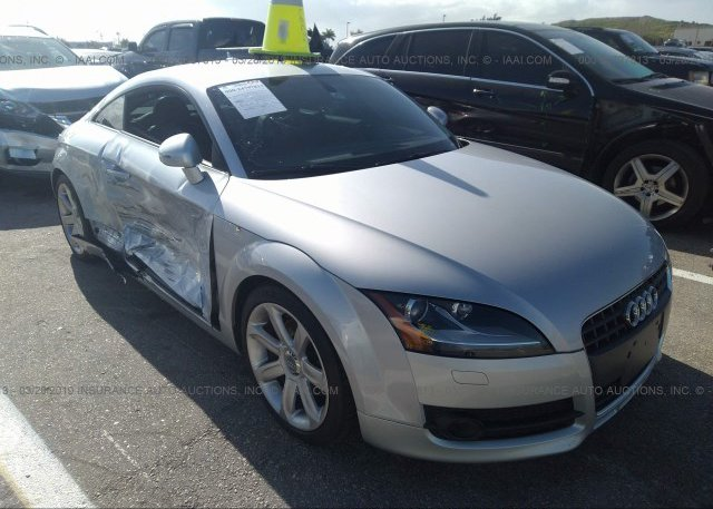Inventory #411947103 2009 AUDI TT