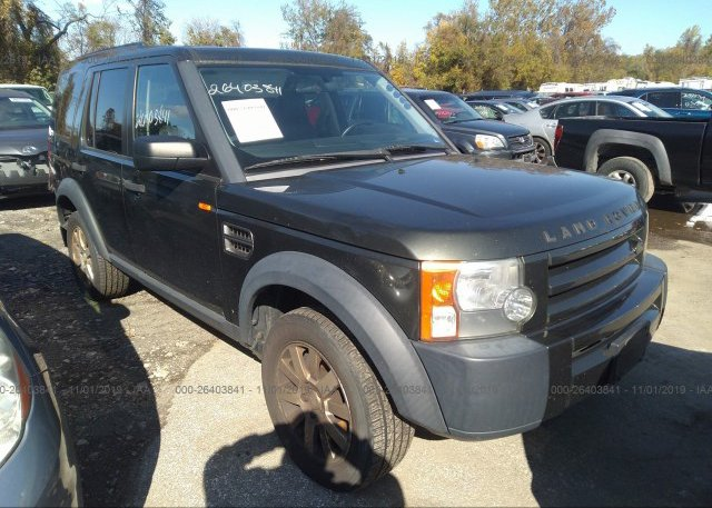 Inventory #835429864 2005 Land Rover LR3