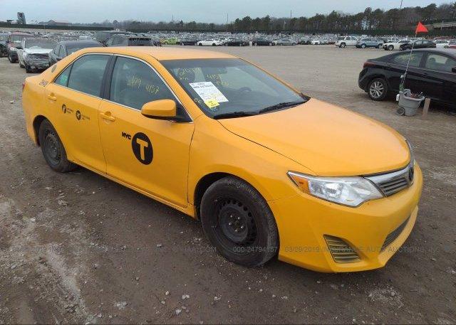 Inventory #452151156 2014 Toyota CAMRY