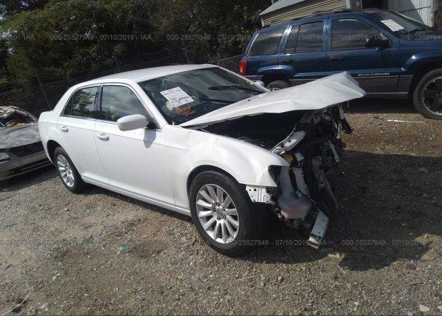 White Chrysler 300 >> 2013 Chrysler 300