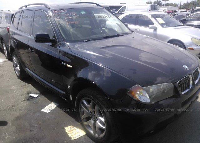 Inventory #486070449 2006 BMW X3