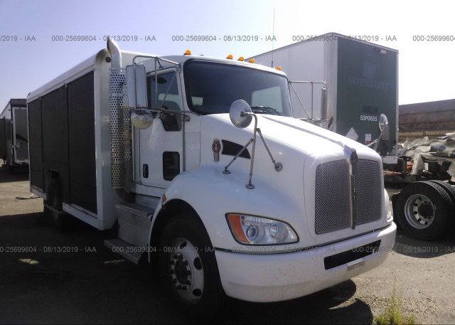 Inventory #348645009 2012 KENWORTH CONSTRUCTION