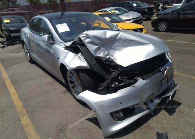 Inventory #325947628 2017 Tesla MODEL S