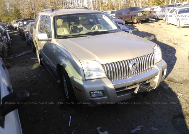 Inventory #816092977 2007 MERCURY MOUNTAINEER