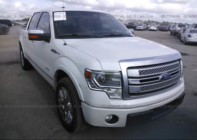 Inventory #137053381 2014 FORD F150