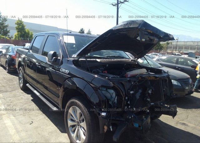 Inventory #400723682 2018 FORD F150