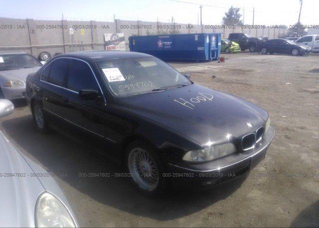Inventory #260644166 2000 BMW 528