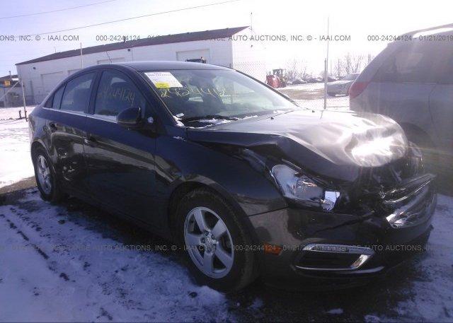 Inventory #285611563 2015 Chevrolet CRUZE