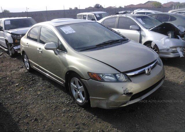 Inventory #123103322 2008 Honda CIVIC