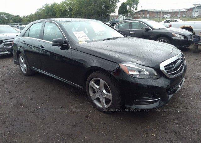 Inventory #249684287 2014 Mercedes-benz E