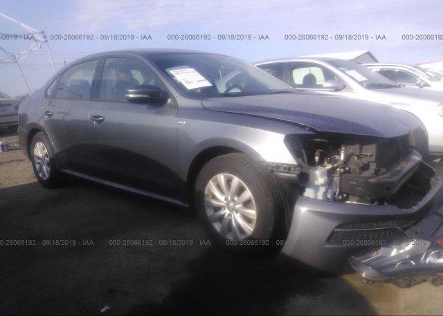 Inventory #911944172 2014 Volkswagen PASSAT