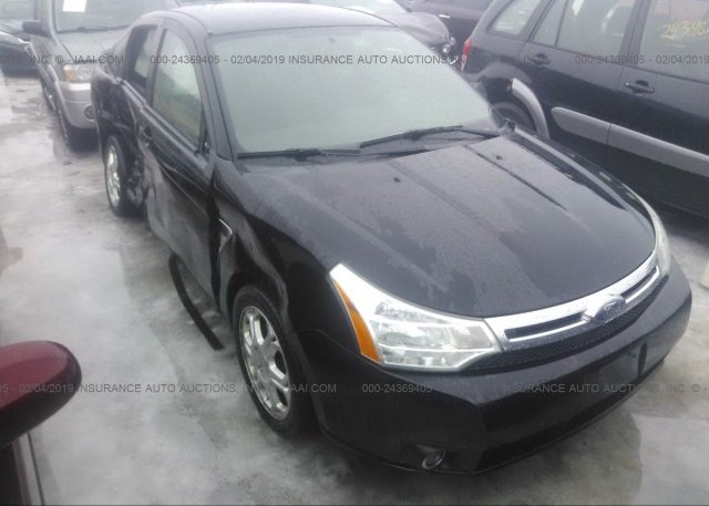 Inventory #524594060 2008 FORD FOCUS