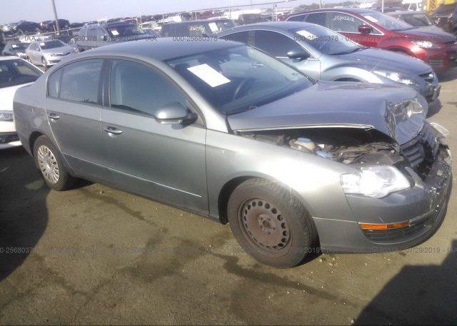 Inventory #943424320 2007 Volkswagen PASSAT